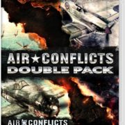 Switch版『Air Conflicts Double Pack』が海外向けとして発売決定!