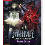 Switch用ソフト『Anima Gate of Memories Arcane Edition』のパッケージ版が11月2日に海外発売決定!