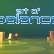 Switch用ソフト『アートオブバランス』が2018年10月18日に配信決定!ブロックを積み上げて遊ぶパズルゲーム