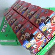 2018年10月22日発売の『チョコエッグ スーパーマリオ オデッセイ』の開封動画が公開!