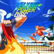 Switch版『フライングパワーディスク:Windjammers』が2018年10月23日より配信開始!エアホッケー風の対戦バトルスポーツ