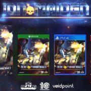 90年代風のFPS『Ion Maiden』のコンソール版が2019年Q2に海外発売決定!
