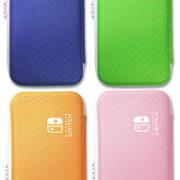 キーズファクトリーから『HARD CASE for Nintendo Switch (ブルー/グリーン/オレンジ/ピンク)』が2018年12月に発売決定!