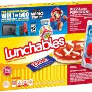 米任天堂がLunchablesと提携して『スーパー マリオパーティ』デザインのLunchablesを発売!