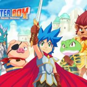 『Monster Boy and the Cursed Kingdom』の販売本数が50,000本を達成!