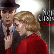 Switch版『ノワールクロニクル: 犯罪の都市が海外向けとして2018年11月9日に配信決定!ノワール映画から影響を受けたハードボイルドな探偵アドベンチャー