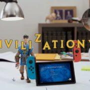 Switch版『シドマイヤーズ シヴィライゼーション VI』のゲーム解説トレーラー「Episode 2: Taking Your Turn」が公開!