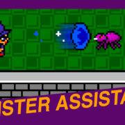 WiiU用ソフト『Sinister Assistant』が海外向けとして2018年秋に発売決定!見下ろし型の8bitアクションゲーム