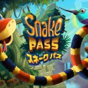 Switch用ソフト『Snake Pass (スネークパス)』が2018年10月25日から配信開始!ニョロニョロ蛇の3Dアクションゲーム