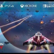 PS4&Xbox One&Switch&PC用ソフト『Subdivision Infinity DX』が2019年初頭に発売決定!サイエンス・フィクション3DスペースSTG