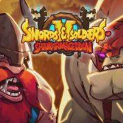 Switch版『Swords and Soldiers 2』が海外向けとして2018年12月に発売決定!Wii Uでも配信された横スクロール型のストラテジーゲーム