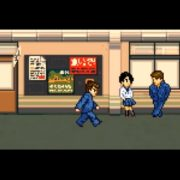 Switch版『The friends of Ringo Ishikawa』が海外向けとして発売決定!「くにおくん」から影響を受けたファミコン風のアクションゲーム