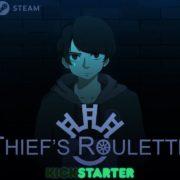 『Thief's Roulette』がPC&Switch向けとして開発決定!「ダンガンロンパ」と「極限脱出」シリーズから影響を受けたパズルアドベンチャー