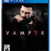 Switch版『Vampyr』が海外向けとして発売決定!吸血鬼をテーマにしたアクションアドベンチャー