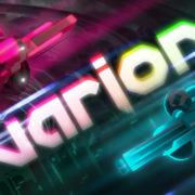 Switch版『Varion』が海外向けとして2018年11月8日に配信決定!未来型の対戦アクションゲーム