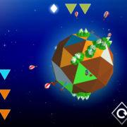 Switch版『Awe』が海外向けとして2018年12月20日に配信決定!惑星を舞台にしたパズル系ゲーム