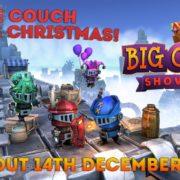 コンソール&PC版『Big Crown: Showdown』が海外向けとして2018年12月14日に配信決定!バトルロイヤル・アクションプラットフォーム