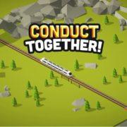 Switch用ソフト『Conduct TOGETHER』が海外向けとして2018年12月6日に配信決定!中毒性の高い鉄道アクションパズル