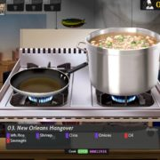 Switch版『Cook, Serve, Delicious! 2!!』が海外向けとして2019年初頭に発売決定!客の注文通りに料理を出していく経営シム