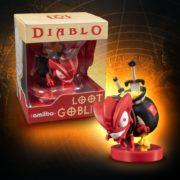 【更新】『Diablo III』のamiibo「Loot Goblin amiibo」が2018年12月に海外で発売決定!