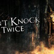 Switch用ソフト『ドント・ノック・トワイス』の配信日が2018年11月29日に決定!都市伝説をベースにした一人称のホラーゲーム