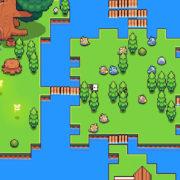 Switch版『Forager』が海外向けとして発売決定!「Stardew Valley」や「ゼルダの伝説」シリーズから影響を受けた2Dオープンワールドゲーム