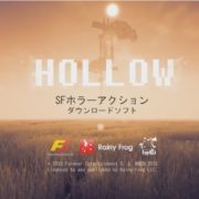 Switch用ソフト『Hollow』の国内版が配信決定!一人称視点によるSFホラーアクションゲーム