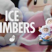 「amiibo アイスクライマー」の簡単なプレビュー紹介映像が公開!