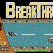 『Johnny Turbo's Arcade: Break Thru』が2018年11月8日に北米で配信決定!硬派なシューティングレースゲーム
