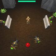 Wii U版『Last Soldier』が海外で2018年11月15日に配信決定!生き残りの兵士となってクモの襲来から生き延びるシンプルなクリックアクション