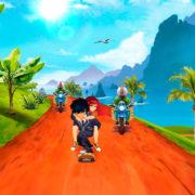 Switch版『ロストインハーモニー』が2018年11月8日より配信中!映像&音楽&ストーリーの三重奏。新感覚のアクションリズムゲーム