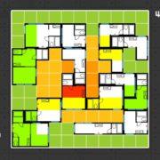 Switch用ソフト『マドリスR』が2018年11月29日から配信開始!伝説のバカゲーパズル「間取りパズルマドリス」を元にしたパズルゲーム