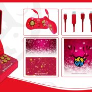 【ヤマダ】『NEOGEO mini クリスマス限定版』の予約受付が開始!従来品とは異なる仕様のネオジオミニ