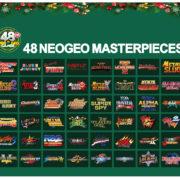『NEOGEO mini クリスマス限定版』が今冬に発売決定!全48タイトルが収録された従来品と異なるネオジオミニ!