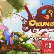 Switch用ソフト『OkunoKA』が海外向けとして2018年11月30日に配信決定!ジャンプアクション・プラットフォーマー
