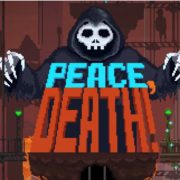 Switch用ソフト『Peace, Death! Complete Edition』が海外向けとして2018年11月22日に配信決定!死者が天国か地獄を決めるシミュレーター