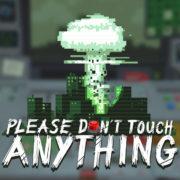 Switch用ソフト『Please, Don't Touch Anything』が海外向けとして2018年11月22日に配信決定!ボタンがあると押したくなる。謎めいたボタンを押すだけのシミュレーションゲーム