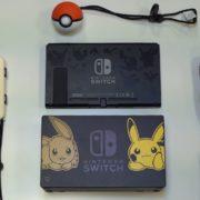 Nintendo Switch『ポケットモンスター Let's Go! ピカチュウ/イーブイ セット』の短い開封動画が任天堂スペインから公開!