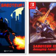 Switch版『Saboteur!』のパッケージ版が北米&ヨーロッパ向けとして2019年に発売決定!さらに『Saboteur II: Avenging Angel』のリリースも決定!