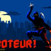 Switch版『Saboteur!』が海外向けとして2018年11月9日に配信決定!1985年にリリースされた古典的ゲームのリマスター版