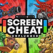 Switch用ソフト『Screencheat: Unplugged』が海外向けとして2018年11月29日に発売決定!ユーモアあふれる画面分割のFPS!日本語化も予定。