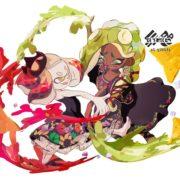 第16回 北米フェス「サルサ VS ワカモレ」のイラストが公開!