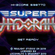 Switch版『Super Hydorah』が2018年11月15日に配信決定!『グラディウス』のようなクラシックスタイルの横スクロールSTG