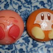 カービィの和菓子『食べマスモッチ 星のカービィ (第二弾)』が今日11月20日より販売開始!モチモチ美味しく可愛らしい♪