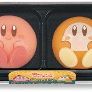 とても可愛い!カービィの和菓子『食べマスモッチ 星のカービィ 第2弾』が11月20日より全国のローソンで発売決定!