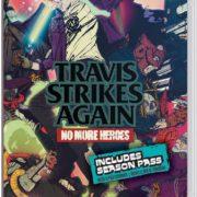 『Travis Strikes Again: No More Heroes』の海外ボックスアートが公開!
