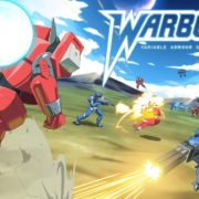 『Warborn』がPS4&Xbox One&Switch&PC向けとして2019年に海外発売決定!ロボットアニメーションスタイルのシミュレーションゲーム