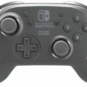 【更新】HORIから「ワイヤレスホリパッド for Nintendo Switch」が2018年12月に発売決定!