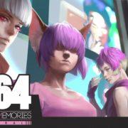 PS4&Switch日本版『2064: Read Only Memories』の日本パブリッシュをコーラス・ワールドワイドに移譲するとPLAYISMが発表!