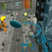 Switch版『ブロブ カラフルなきぼう (de Blob)』が12月20日から配信開始!「ぬりえ」がテーマのカラフルなアクションゲーム。配信開始記念10%オフセールも実施中